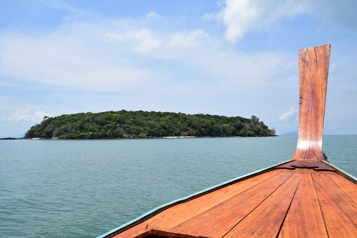 thajské ostrovy - bubu