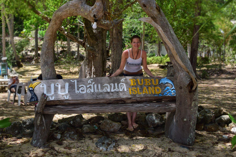 ostrov bubu