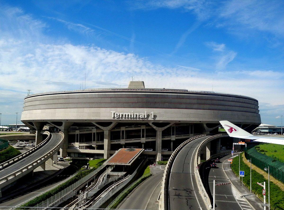 najväčšie letiská - Paríž CDG