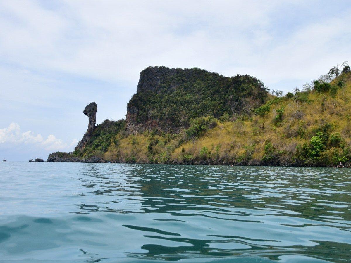 Thajské ostrovy - Chicken island