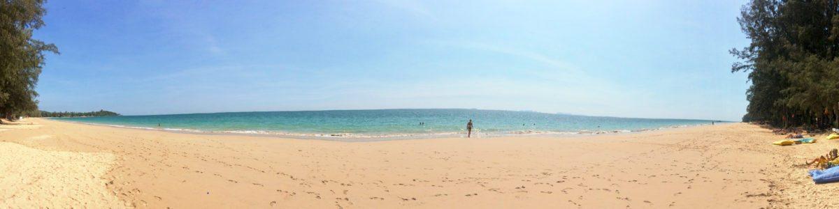Ko Lanta - long beach