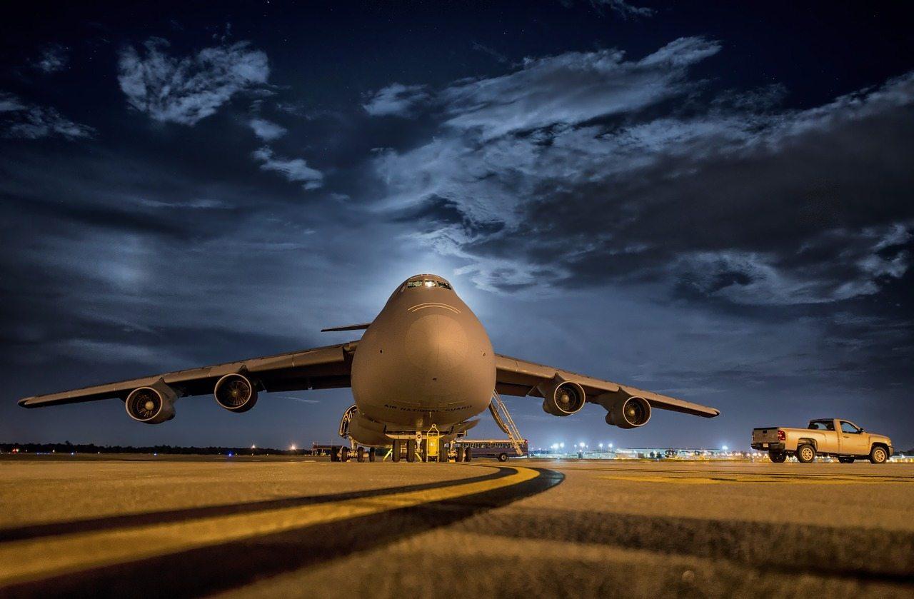 najväčšie letiská na svete
