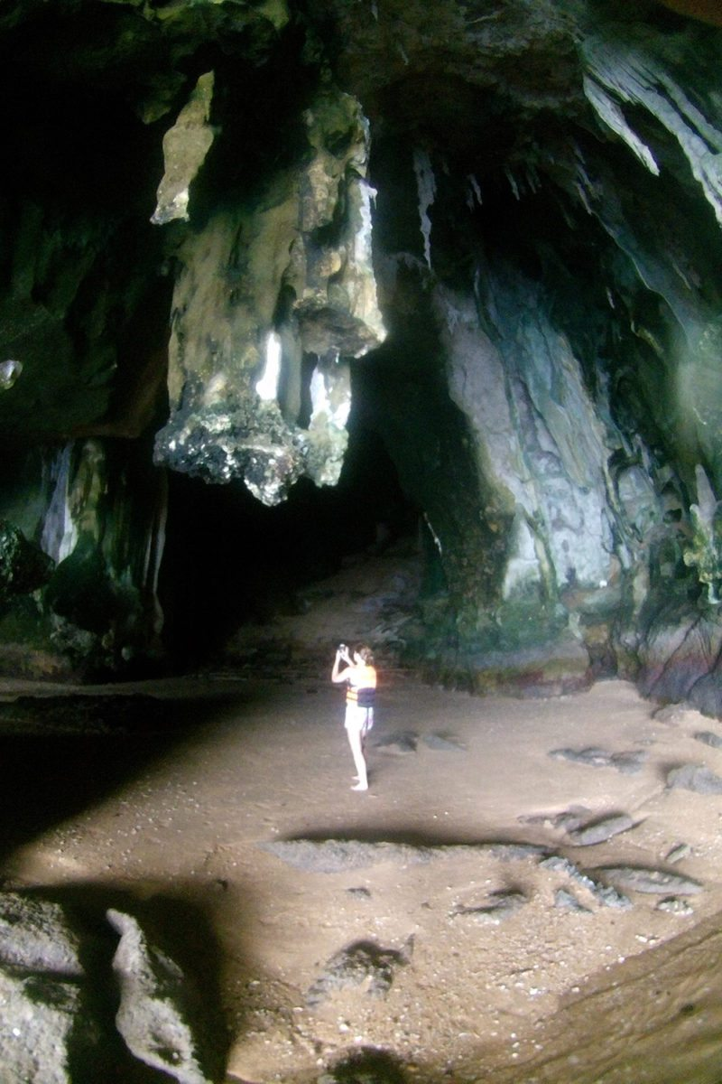 podmorská jaskyňa