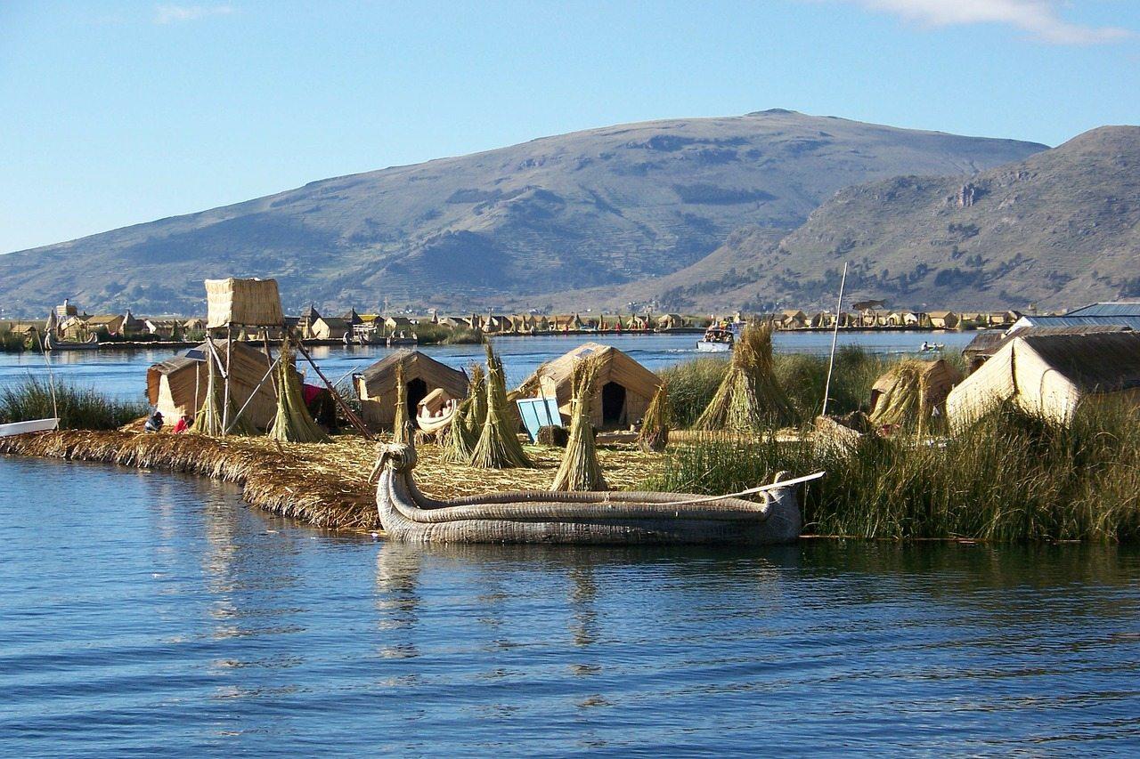 titicaca - najkrajšíe jazerá