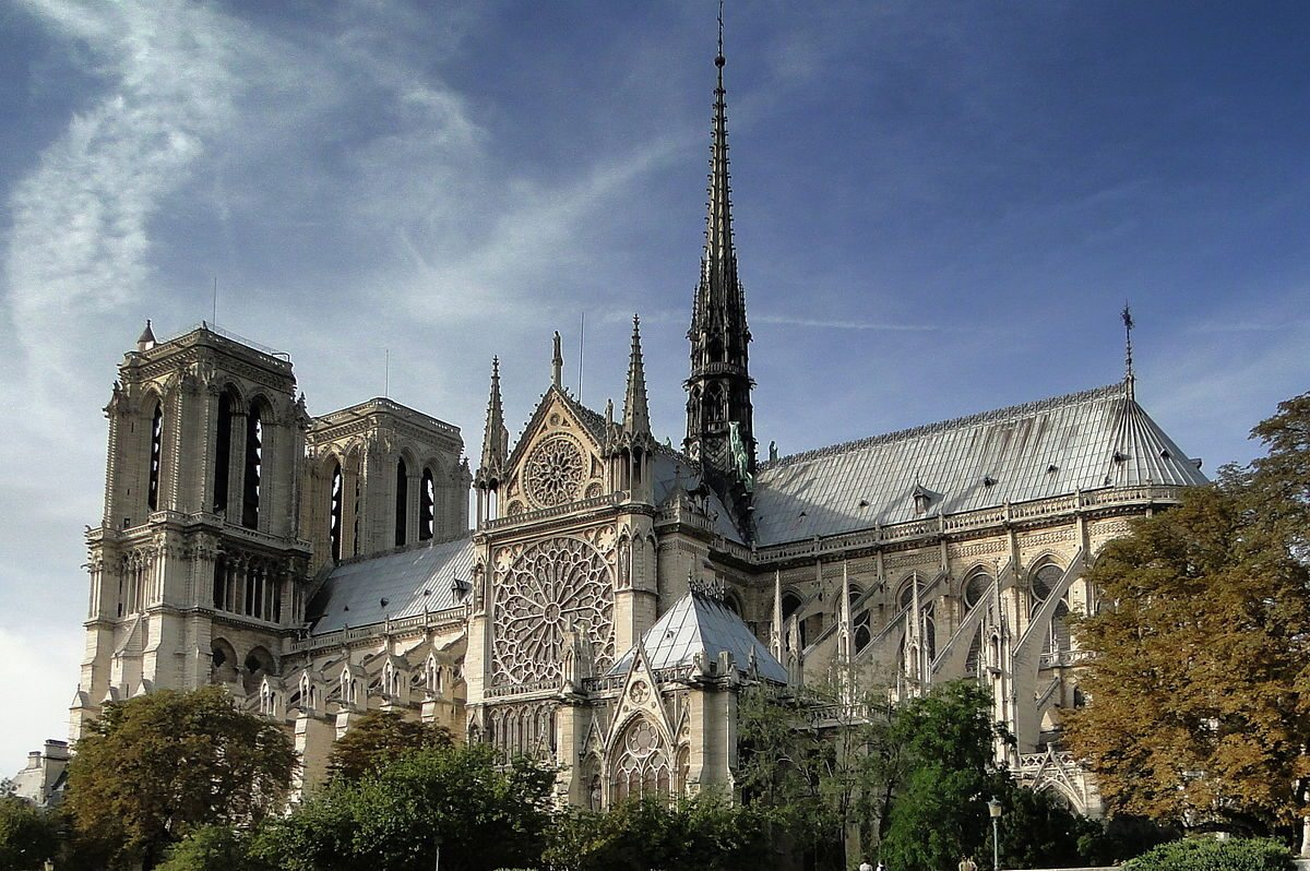 Notre Dame - najnavstevovanejsie atrakcie