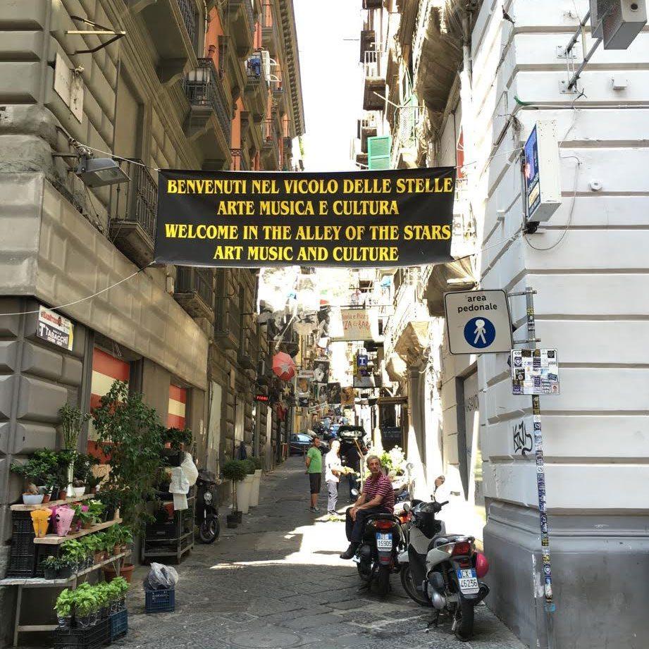 Neapolské uličky