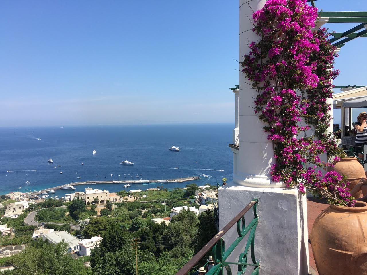Terasy Capri