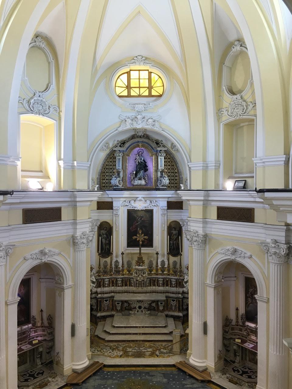 Oltár San Michele
