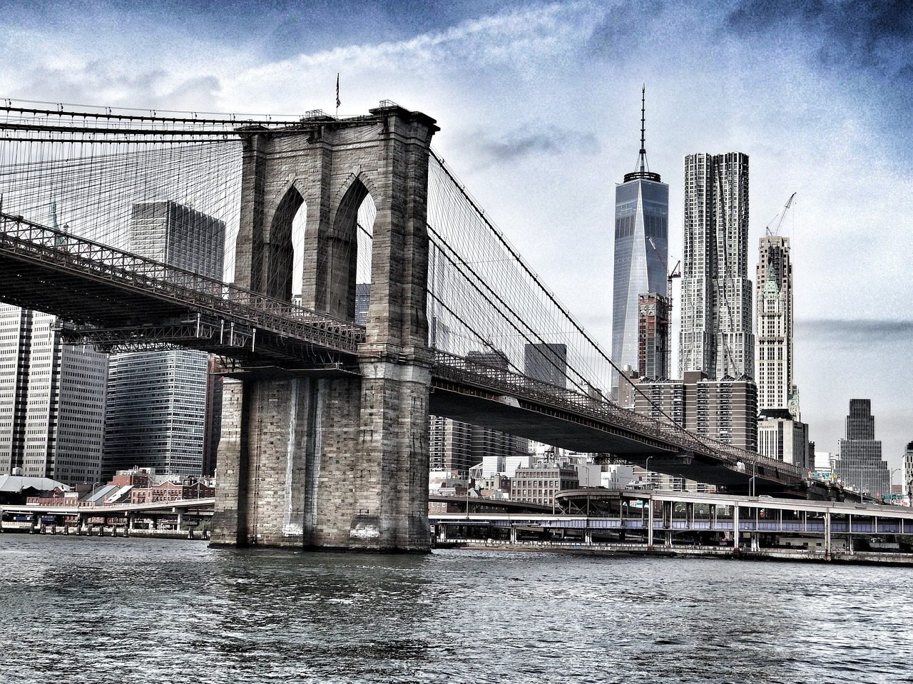 new york - navstevovanejsie atrakcie