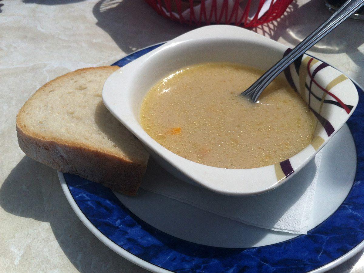 polievka Čorba