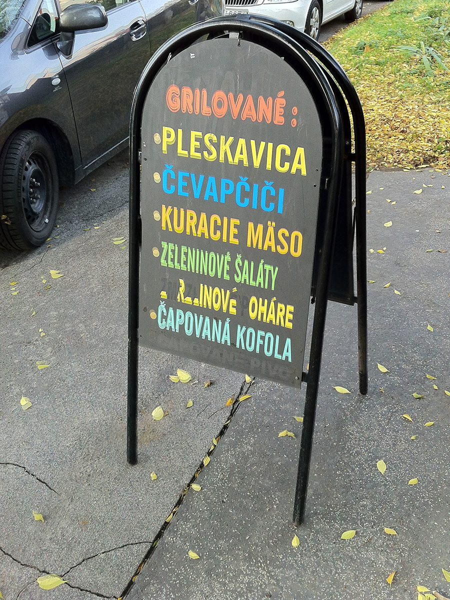 Balkánska reštaurácia Dora