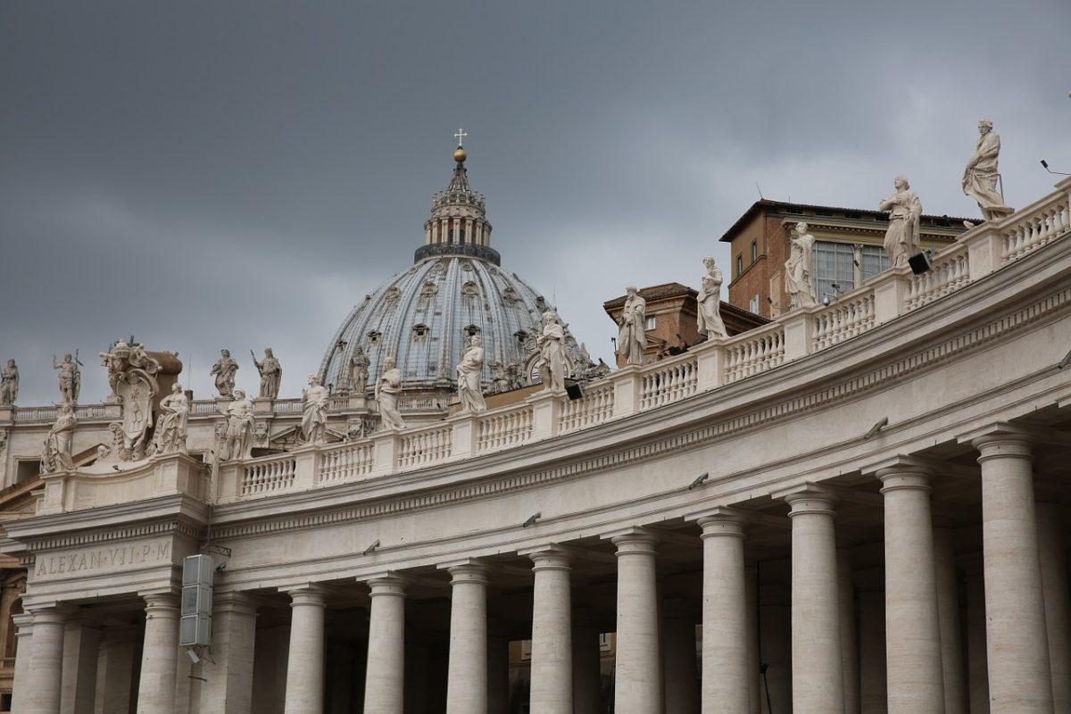 st peters basilica - najnavstevovanejsie atrakcie