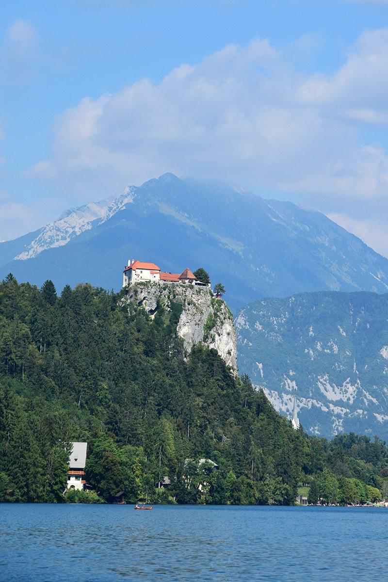 Hrad Bled