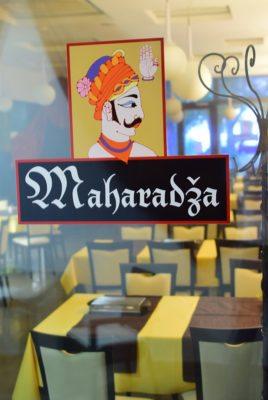 indická reštaurácia maharadža