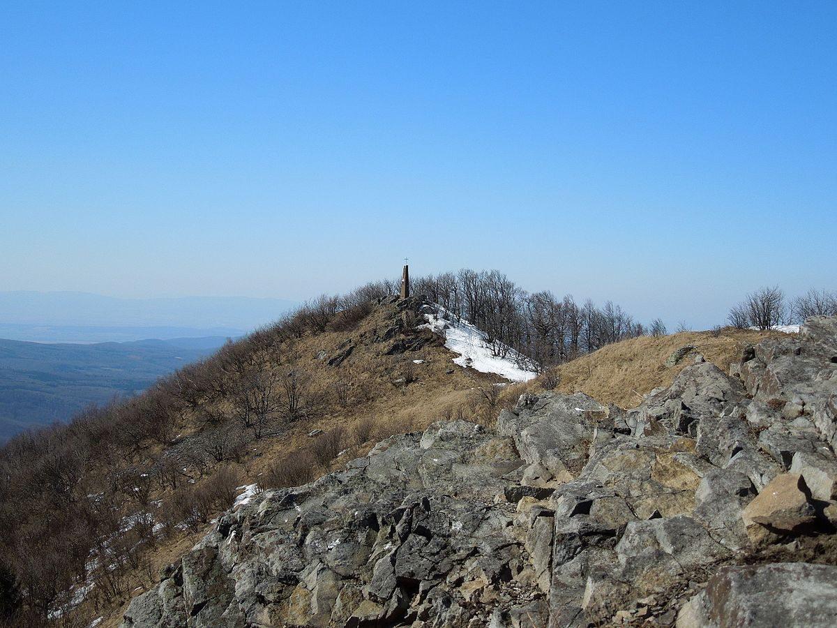 vychodne slovensko -vihorlatske vrchy