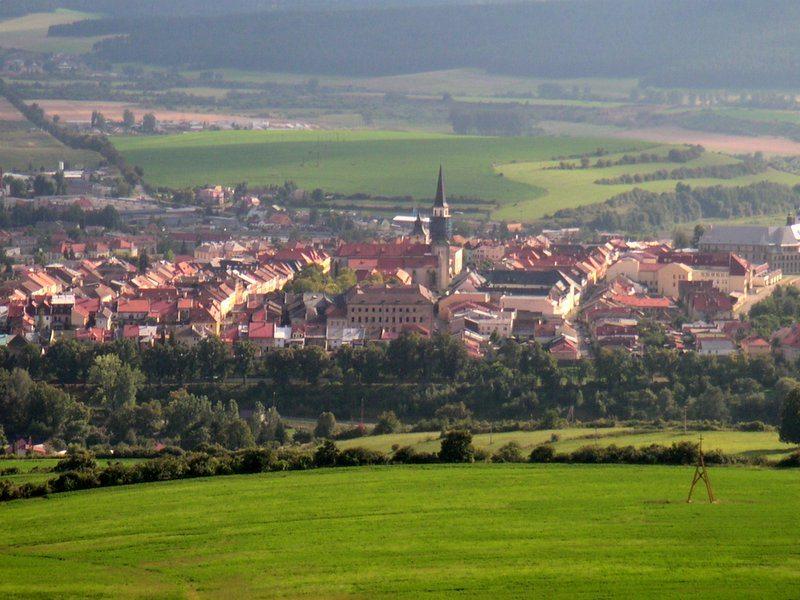 vychodne slovensko - Levoča
