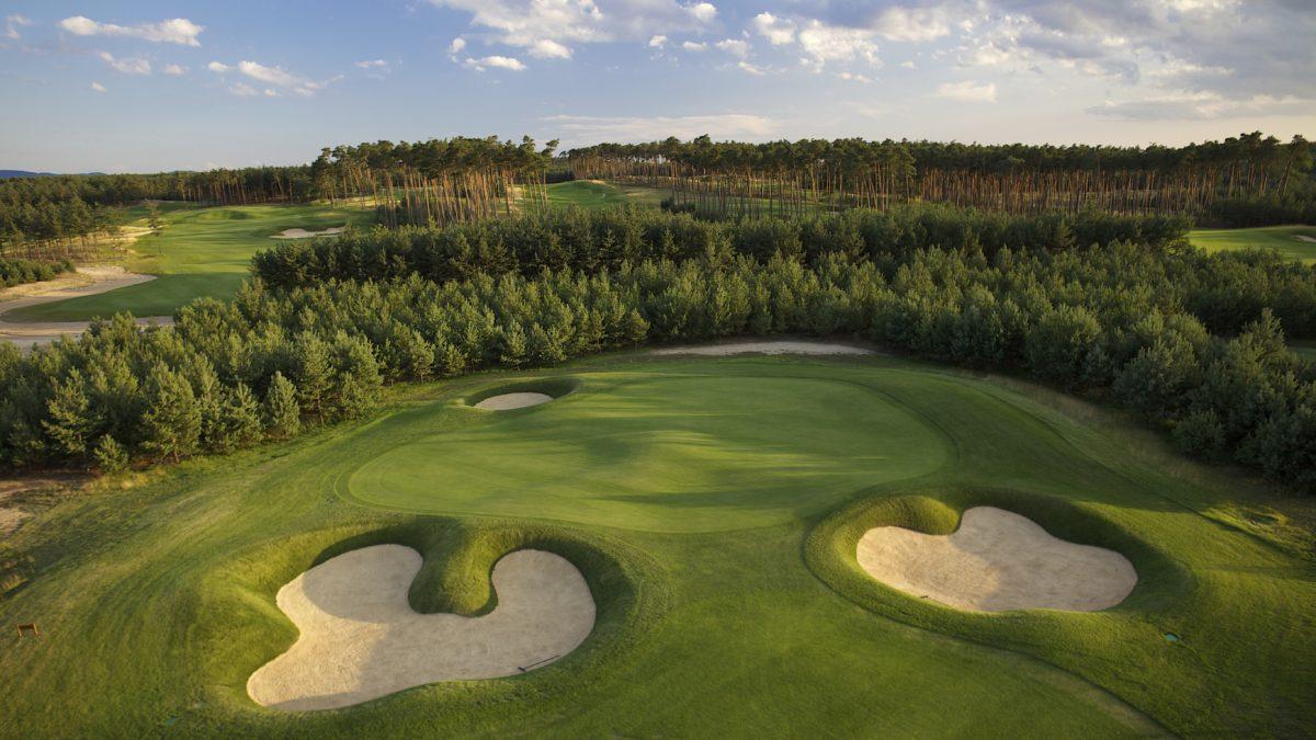 Penati Golf Resort - golfové ihriská na Slovensku
