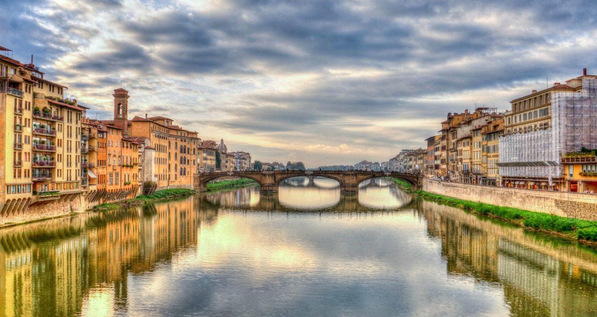 svadobna cesta - Florencia