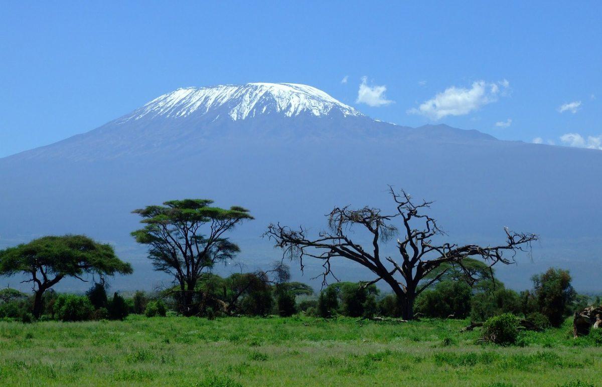 svadobna cesta - Keňa