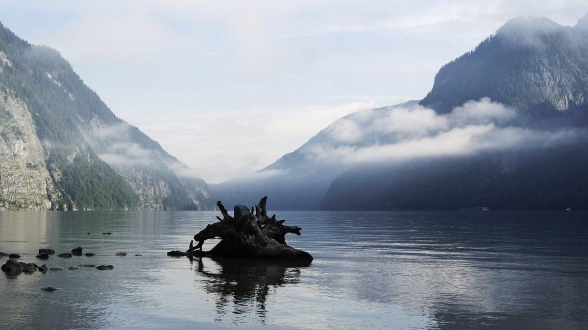najkrajsie jazera - konigssee