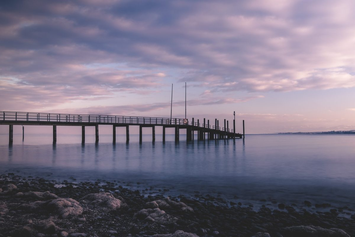 najkrajsie jazera - bodemsee