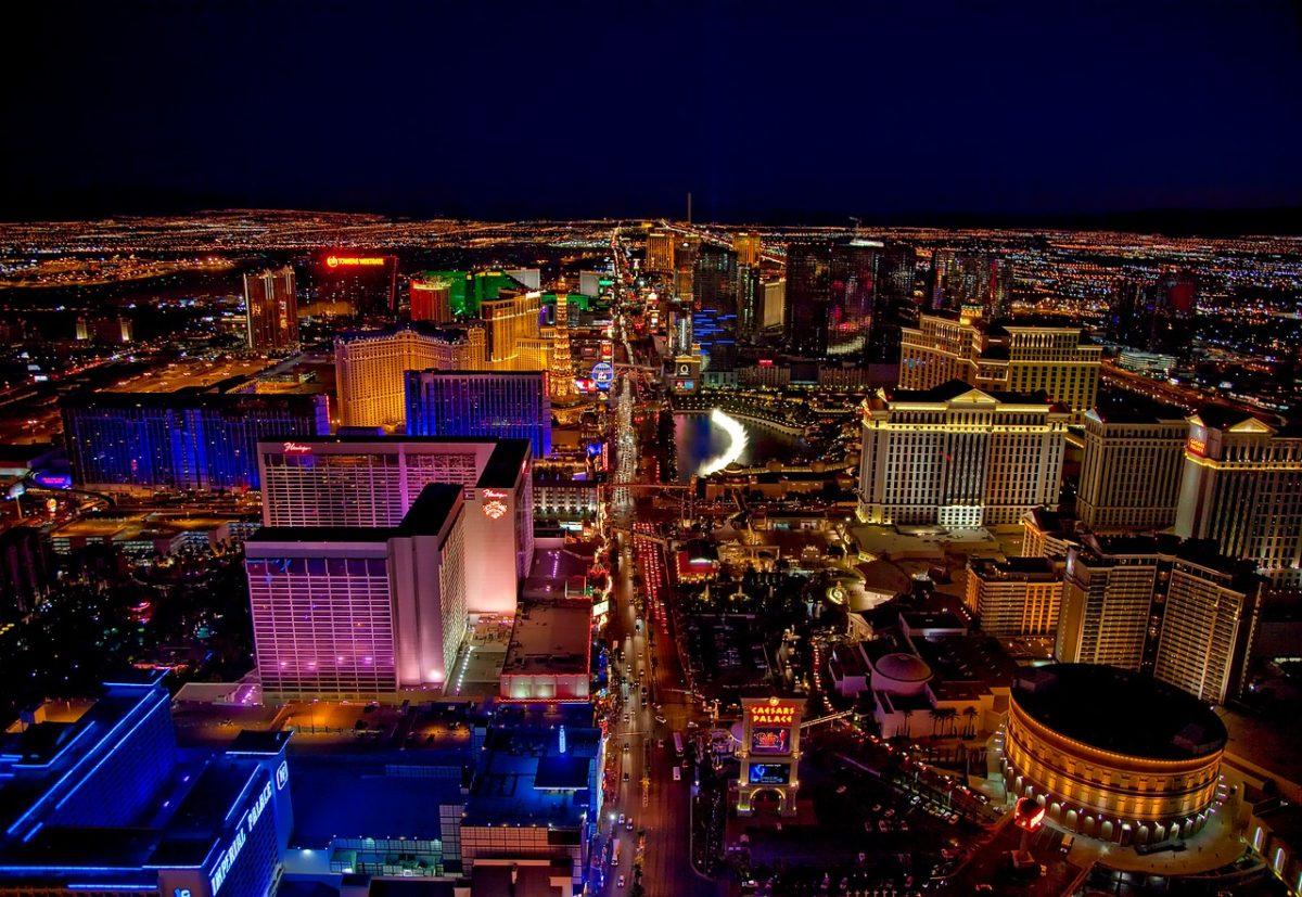do USA - Las Vegas