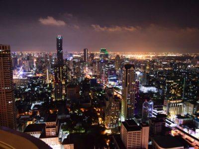 výhľad bangkok
