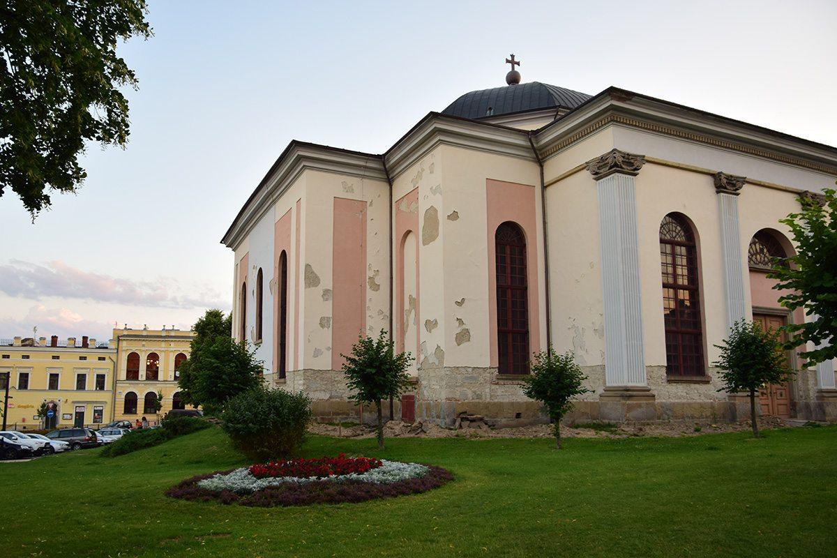 evanjelický kostol Levoča