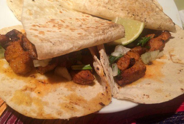 mexická kuchyňa