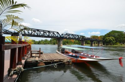 most cez rieku Kwai