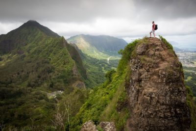cestovné poistenie - horolezec