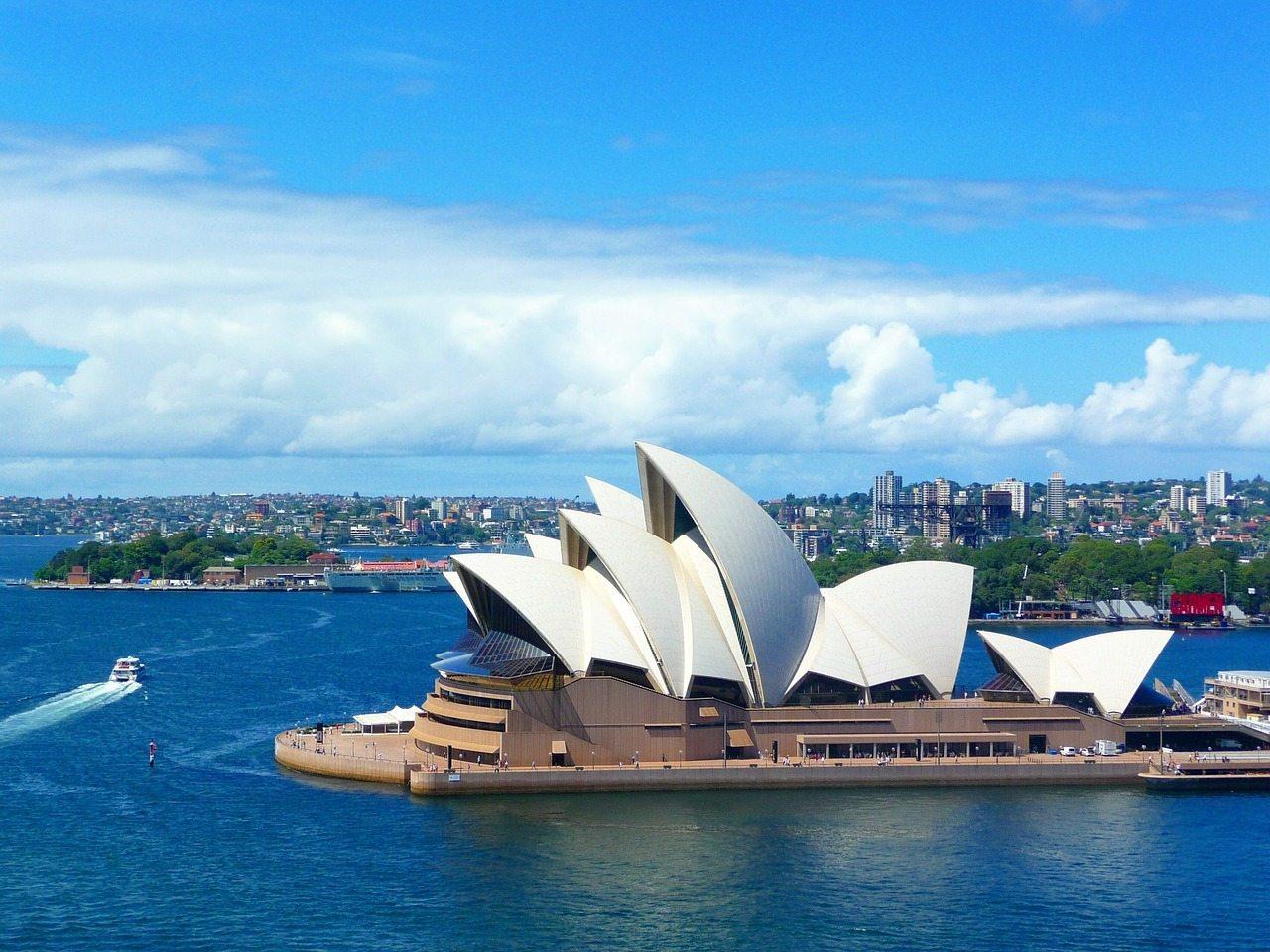 austrália - dovolenka na jeseň