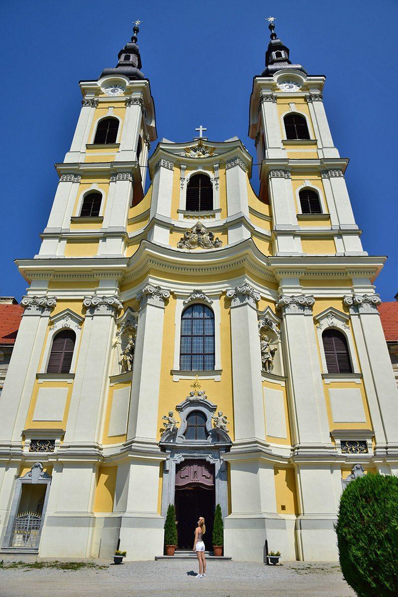 Jasov - kostol sv. Jána Krstiteľa