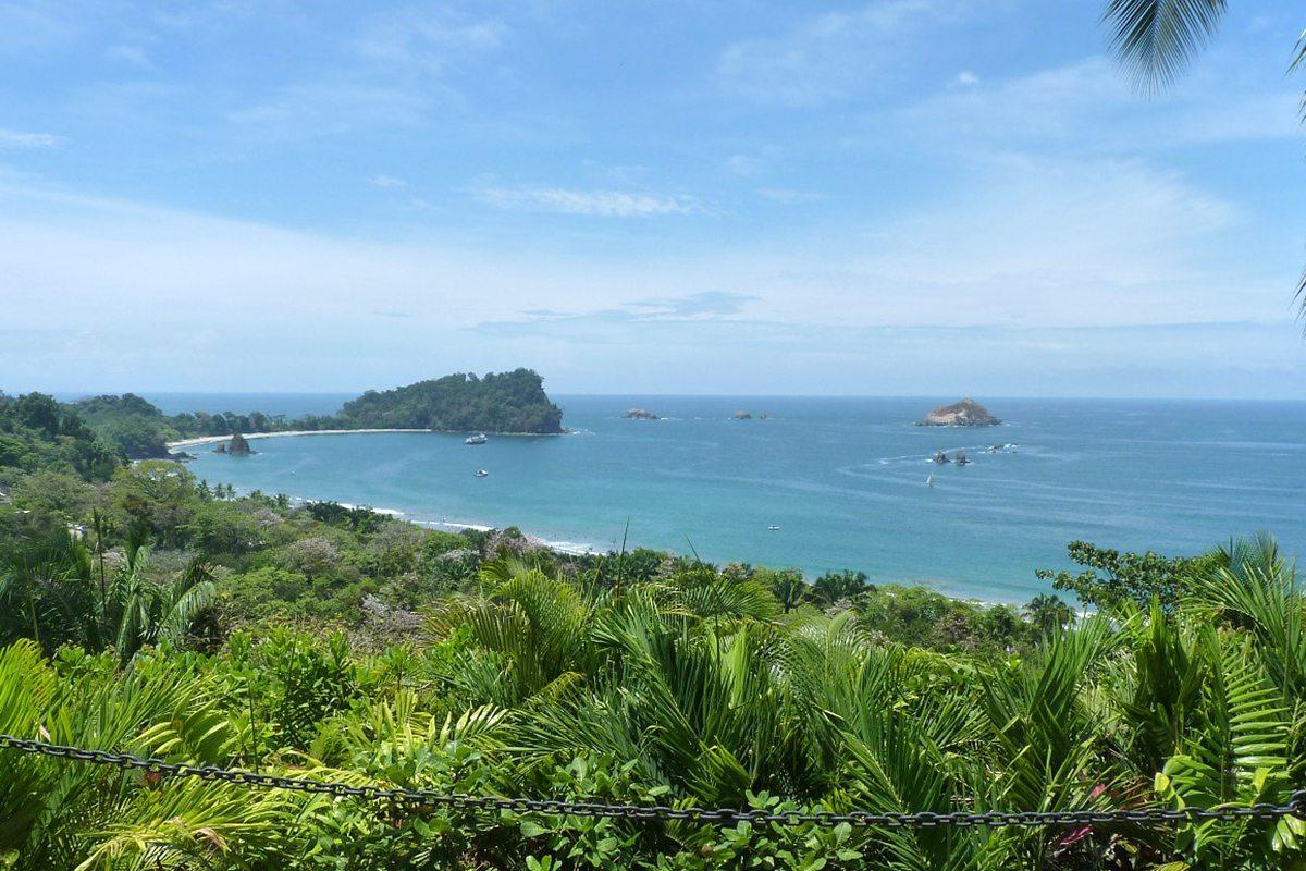 kostarika - januárová dovolenka