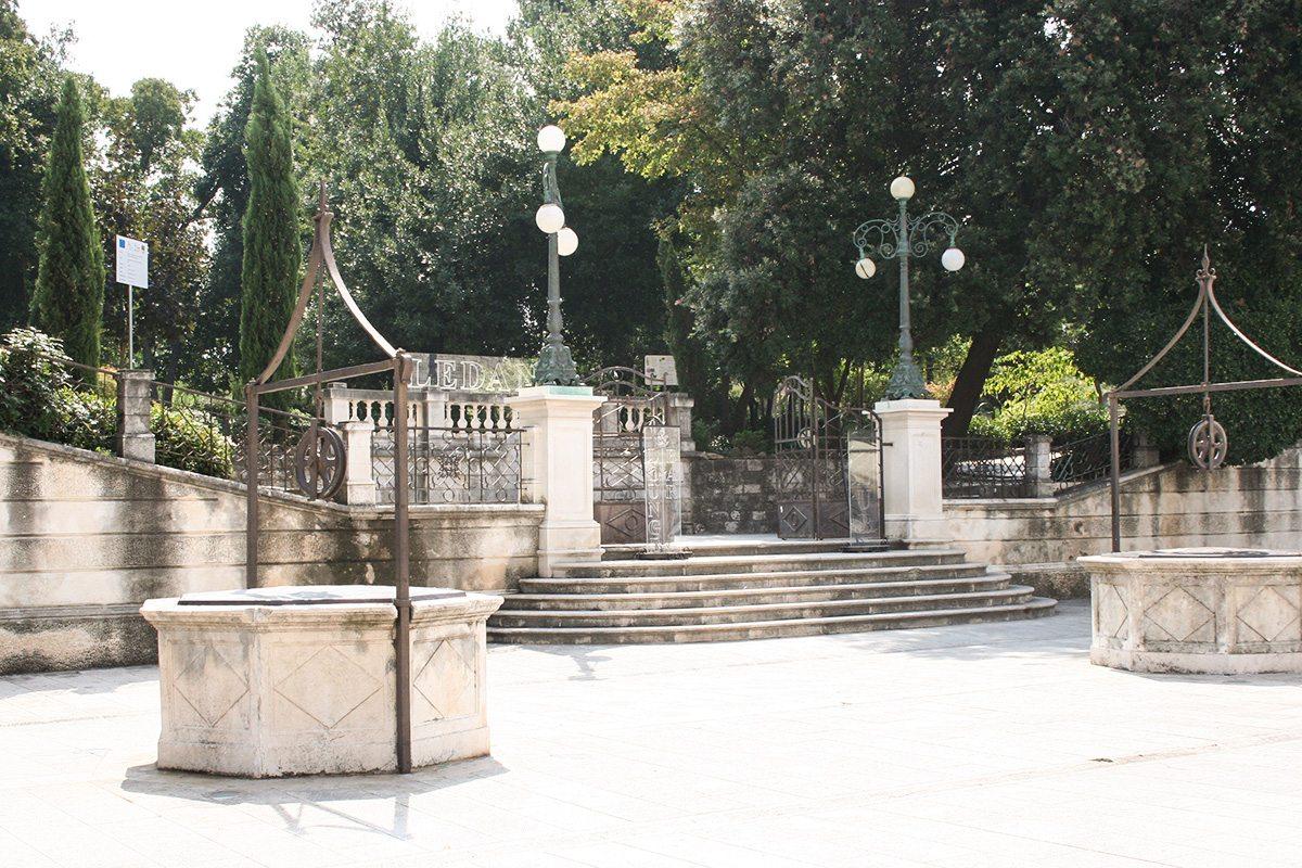 Zadar studne