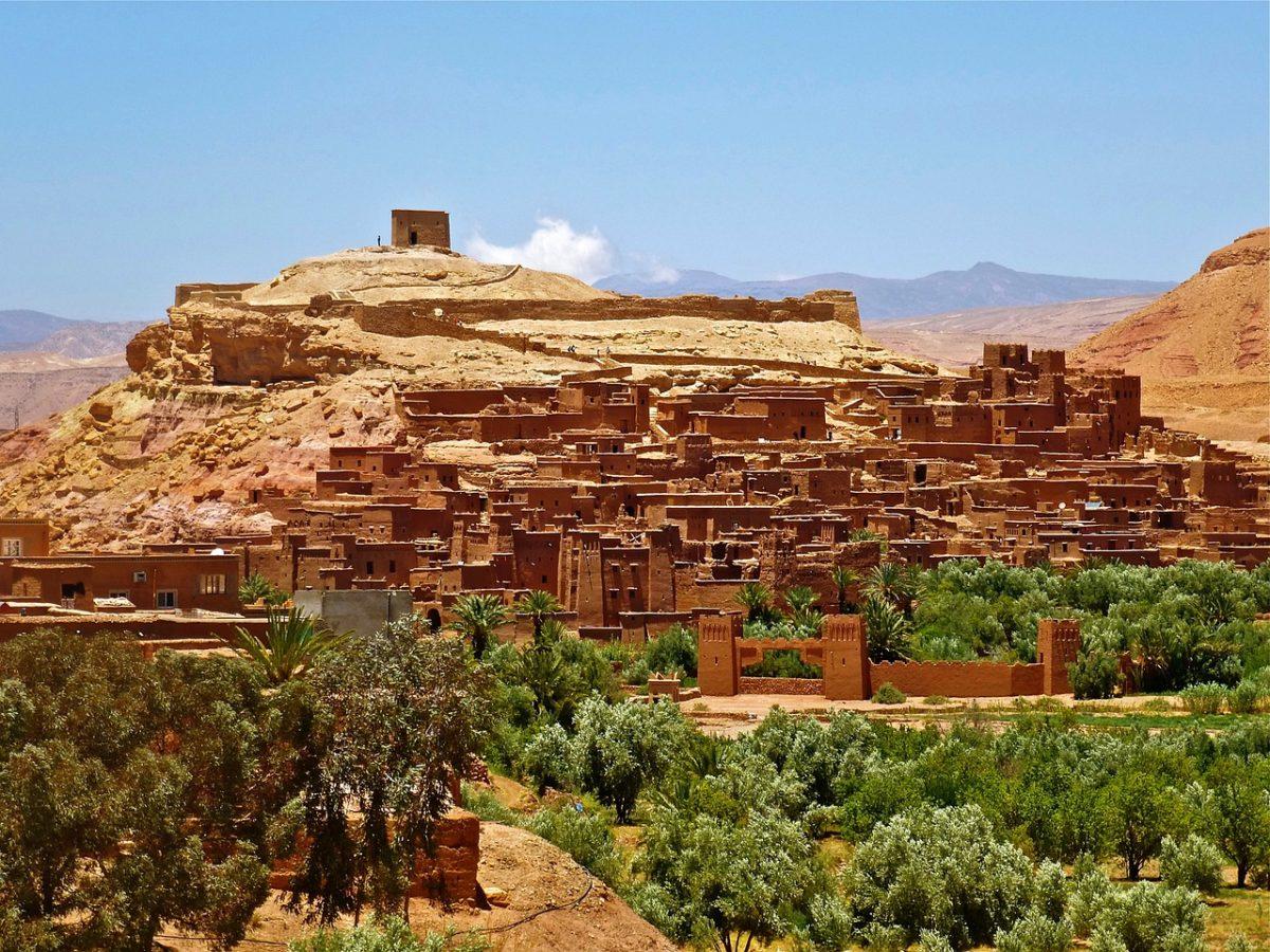 maroko - dovolenka na jar