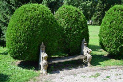 záhrada Jasov
