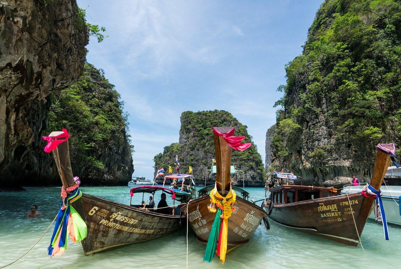 thajsko koncom roka