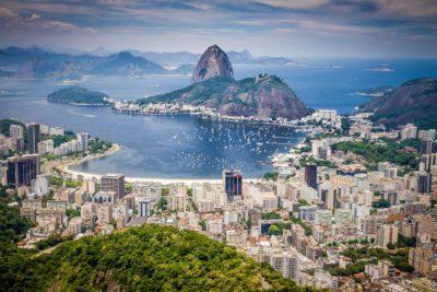 brazília - dovolenka v lete
