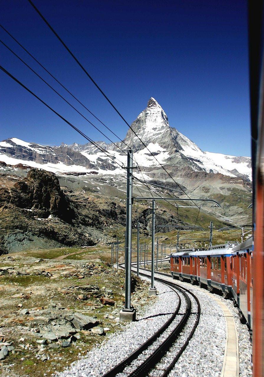 švajčiarsko alpy
