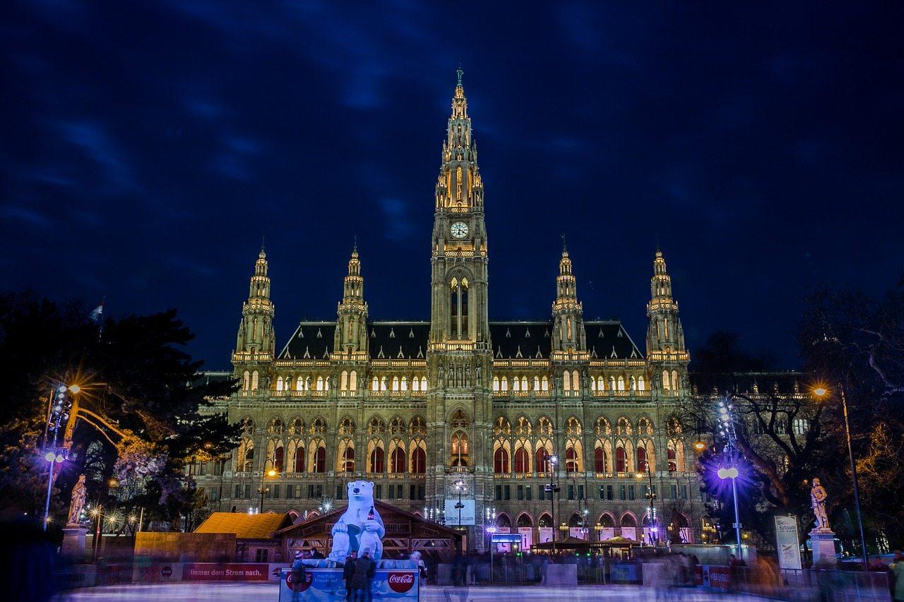 adventná Viedeň