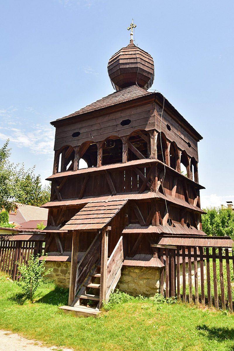 zvonica Hronsek