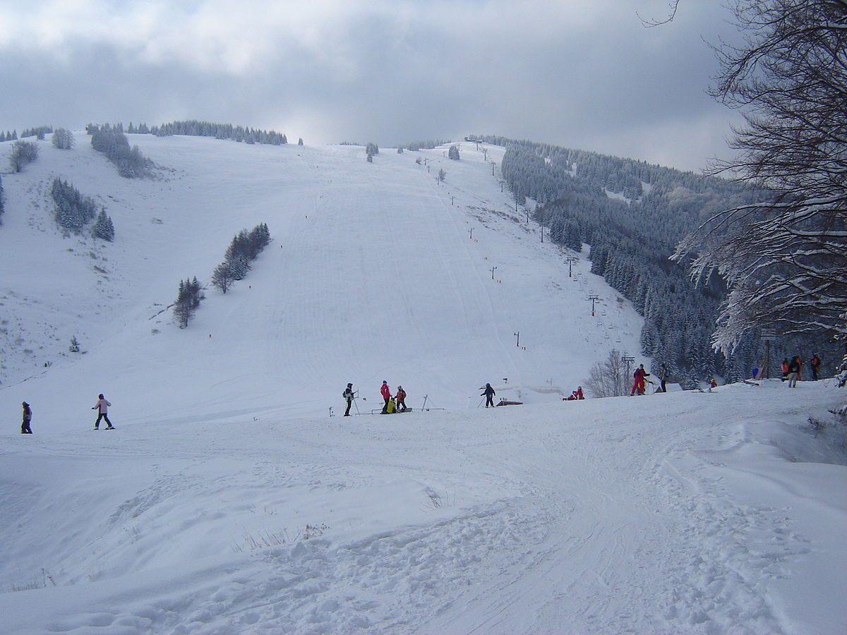 lyžovačka - malinô brdo