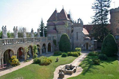 Bory Var hrad
