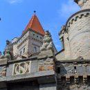 bory-vár - hrad z lásky