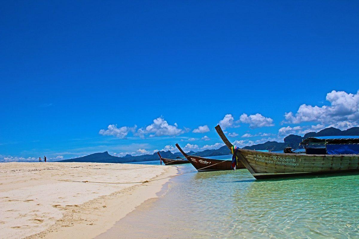 zimná dovolenka - thajsko
