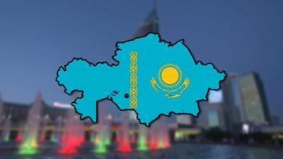 kazachstan - titulka
