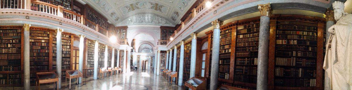 pannonhalma knižnica