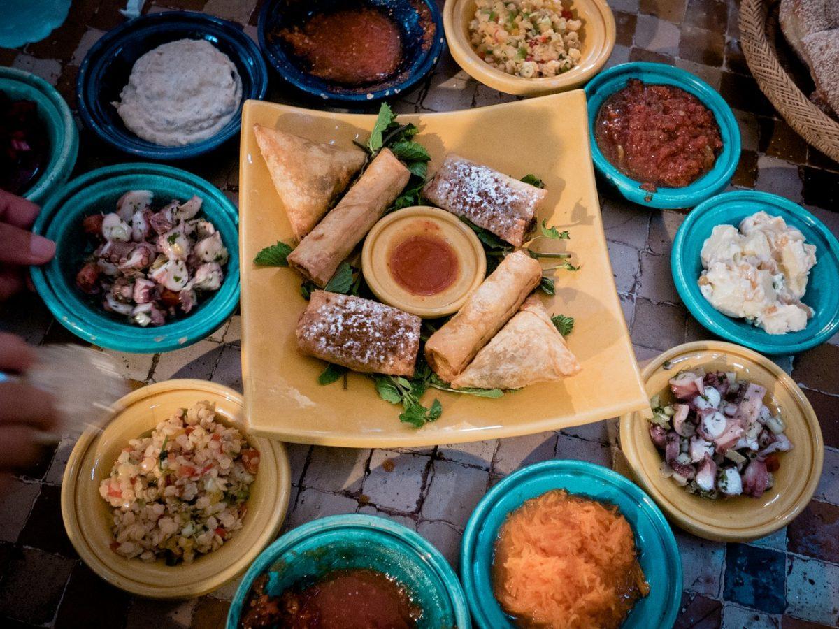 maroko jedlo