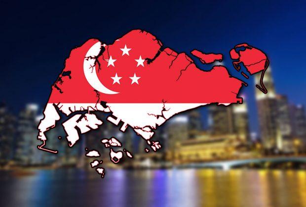 singapur -